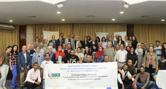 Démocratie locale et bonnes pratiques à l'épreuve des deux rives de la méditerranée