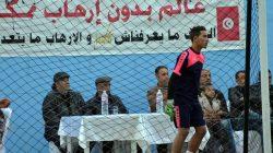 Tournoi de football à Bizerte