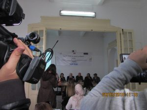 Conférence à Tunis: Lam Echaml et ses partenaires présentent le projet «Femmes Hommes Égaux dans les Pouvoirs Locaux», financé par le FNUD