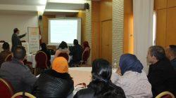 «Bonne gouvernance et développent  local égalité des sexes» Formation des élus municipaux des gouvernorats de Tozeur – Gafsa-Kasserine