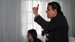 Vox in box : Session d'éducation civique et électorale destinées aux femmes à Béja