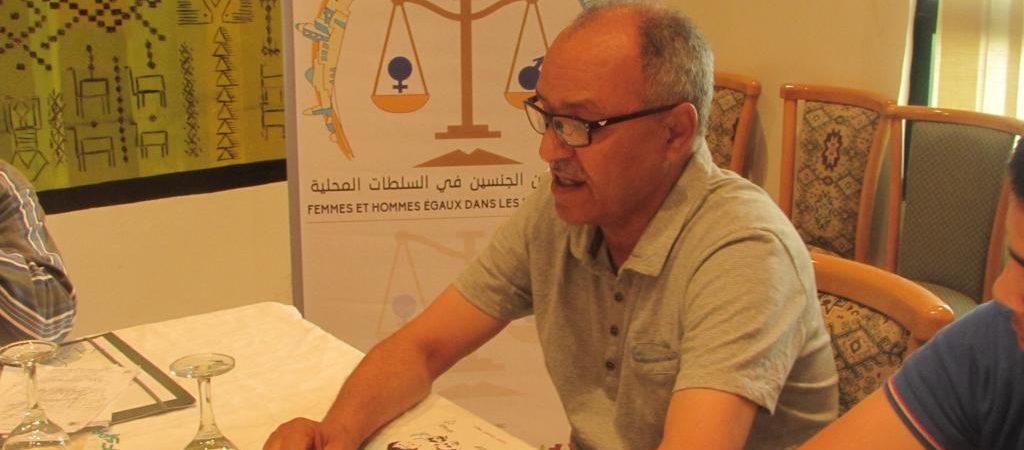 Formation des journalistes égalité et genre dans les collectivités locales dans les gouvernorats de Mednine kebili Tataouine Projet soutenu par le FNUD