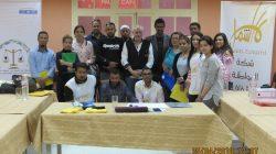 Organisation de 9 réunions d'échange avec les OSCs locales dans le cadre du projet «femmes et hommes égaux dans les projets locaux» soutenu par le FNUD